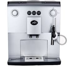 JAVA Fully Auto Coffee Maker with LCD Display -Silver - Page 1  QVC.com