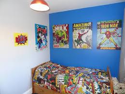 Marvel Superhero Bedroom Superhero Themed Bedroom With Pottery Barn Batman Quilt Simply