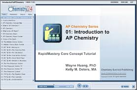 ap chemistry introduction to advanced placement chemistry core concept tutorial problem solving
