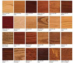 Colors of wood furniture Matches Wood Stain Color Match Bill Wrights Paint Wood Stain Color Match Bill Wrights Paint Store