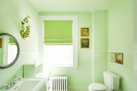bathroom paint ideas green. A Mint Green Bath In Sasha-Bickoff-designed Home. Bathroom Paint Ideas