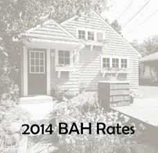 2014 Bah Rates Usmc Life