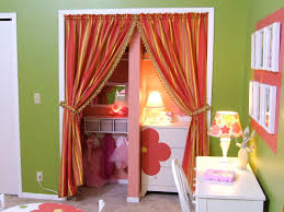 making curtains for closet doors