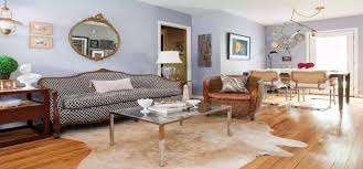 what color rug goes well with a brown
