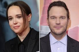 Ellen Page Calls Out Chris Pratt For Attending Anti Lgbtq