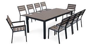 ensemble table et chaise de jardin conforama – appiar.io