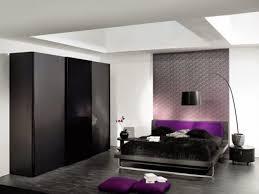 Purple And Black Bedroom Decor Tumblr Bedroom