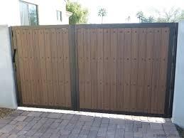 Best 25 Side Gates Ideas On Pinterest  Modern Fencing And Gates Gates For Backyard