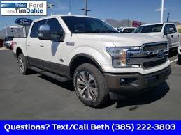 Used 2018 Ford F-150 Crew Cab Pickup in Spanish Fork, UT near ...