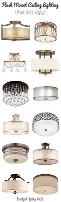 Kitchen Light Fixtures Flush Mount 17 Best Ideas About Flush Mount Kitchen Lighting On Pinterest