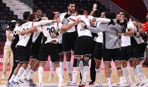 أولمبياد طوكيو: مصر إلى ربع نهائي منافسات كرة اليد