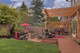 20 landscaping deck design ideas for