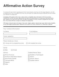 Affirmative Action Plan Affirmative Action Plan Template Gallery Template Design Ideas 8