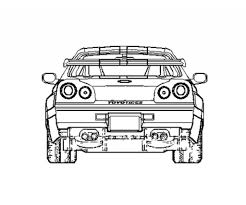 Small Picture Similiar The Fast And Furious 6 Cars Coloring Page Keywords