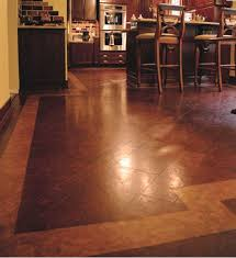 pictures of cork flooring for every room kitchen floors cork