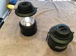 2 Coleman Camping Lanterns In Rotherham South Yorkshire