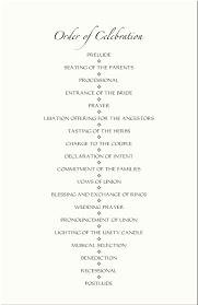 Wedding Reception Program Templates Wedding Reception Program Template Free Wilkesworks