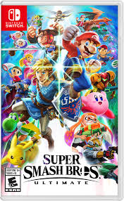 <b>Super Smash</b> Bros. Ultimate, Nintendo, Nintendo Switch ...