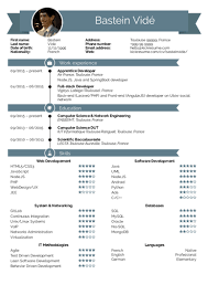 Computer Science Resume Unique Resume Examples By Real People Student Resume Computer Science