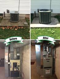 trane oil furnace. Contemporary Furnace From Gettysburg PA This Is A New Trane Oil Furnace And AC  HoltzopleHeatingAndAirConditioning Trane BeforeAndAfter To Oil Furnace E