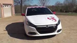 HD VIDEO 2013 DODGE DART ABARTH USED FOR SALE SEE WWW SUNSETMOTORS ...