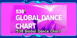 538 Global Dance Chart Netherlands Fm Radio Stations Live