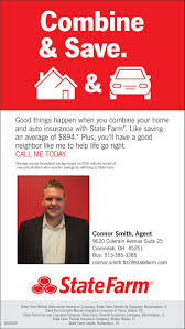 s in business connor smith state farm details