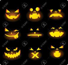 Cool Pumpkin Faces Pumpkin Face Stock Photos Royalty Free Pumpkin Face Images And