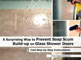 best way to clean a shower large size of glass way to clean a glass shower door best way clean shower head vinegar plastic bag