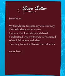 Love Letters For Her Letter Sample Free Of Husband On Anniversary ...
