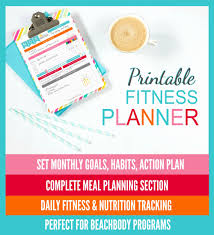 50 Luxury Printable 21 Day Fix Meal Plan Template | Document Ideas