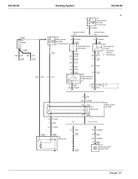 ford ranger questions old starter had 12 Volt Starter Wiring Diagram Dodge 24 Volt System Diagram