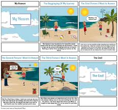 5 People You Meet In Heaven Storyboard By Gillianmcnorton