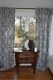 Designer Drapery Panels Hand Crafted Pair Of Decorative Designer Window Curtains