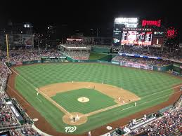 Washington Nationals Seating Chart Detailed The Capital Conjecture Breaking Down Nationals Park Seating