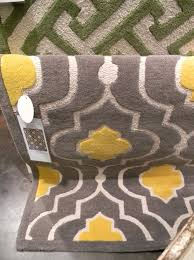 yellow bath rugs target