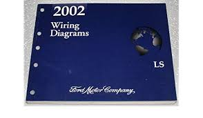 2002 lincoln ls wiring diagrams ford motor company amazon com books 2002 lincoln ls wiring diagrams paperback 2001
