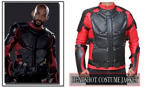 01 squad armor deadshot jacket