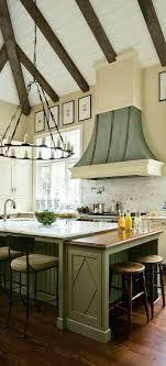 island kitchen hood ceiling