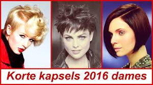 Korte Kapsels 2016 Dames