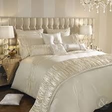 Bedroom Bed Covers Marvelous On Pertaining To Best 25 Cream Bedding Ideas  Pinterest Nightstands 6