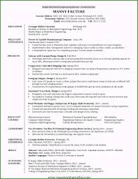 Sample Resumes For Freshers Engineers Sample Resume For Freshers Free Download 53 Strategies For