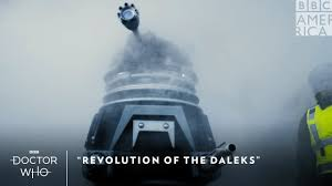 Doctor Who: Revolution of the Daleks ...