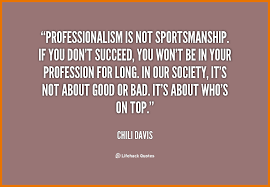 Professionalism Quotes Interesting 48 Professionalism Quotes Itinerary Template Sample
