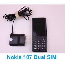 Nokia 107 Dual SIM โทรศัพท์มือถือ