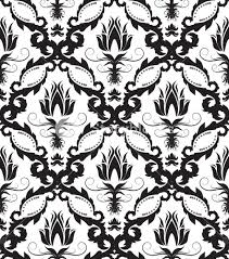 Damask Pattern Free Vector Damask Pattern Royalty Free Stock Image Storyblocks Images