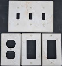 Ceramic Switch Plates And Outlet Covers Inspiration Photo Gallery Of Custom  Granite Travertine Marble Stone Switch