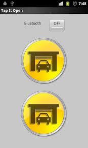 universal garage door opener appTap It Open Garage Door Opener  Android Apps on Google Play