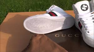 gucci shoes high top white. gucci hi top sneakers blue (imprime) \u0026 white with stripe 1080p - youtube shoes high
