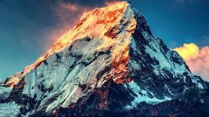 Самые высокие горы в мире Интересные факты 1 место Эверест